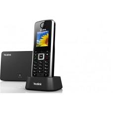 Yealink cordless phone base + handset